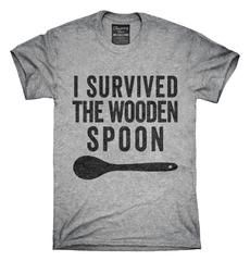 Belt Survivor T-Shirt, Hoodie, Tank Top Great T Shirts, T Shirts For Women, I Survived, Wooden Spoons, Top Gifts, T Shirts With Sayings, Shirt Designs, Survival, Hoodies