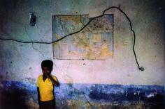 Bernard Plossu. Mexique. Les images de cette série sont extraites du livre Plossu, Couleur Fresson, Théâtre de la Photographie et de l'Image / Nice Musées, 2007