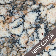 Amber Foam Has A Cream Background And Is Covered With Black And Tan Swirls  And Clear Particulates. Allen+roth Quartz Countertops Are Sold At Lowes.