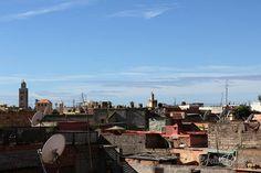Moroccan Roofs - #morocco #travel #marokk #travelling #Agadir #Essaouira #Casablanca #Marrakesh #photography #canon - For more photos visit: https://www.facebook.com/felixcesarephotos