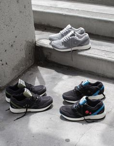 Proper Will Release Three Different Colorways Of The Reebok Dual Pump Runner 539d8fc11
