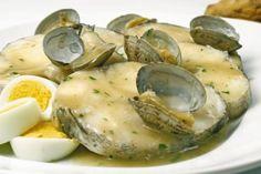 Una deliciosa receta de Merluza en salsa verde para #Mycook http://www.mycook.es/receta/merluza-en-salsa-verde/
