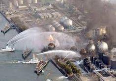 Resultado de imagen para satélite landsat, imagenes de contaminación radiactiva al oceano pacifico