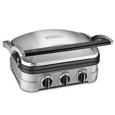 Cuisinart Griddler Grill Panini Press Non Stick Plates Drip Tray Stainless Steel Panini Grill, Panini Press, Panini Sandwiches, Panini Maker, Grill Sandwich, Indoor Electric Grill, Indoor Grill, Electric Grills, Jackson Hole