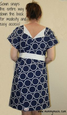 12 Best Hospital Gown Pattern Images Hospital Gown