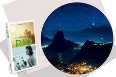 Bruno Astuto lança livro que presta homenagem ao Rio de Janeiro