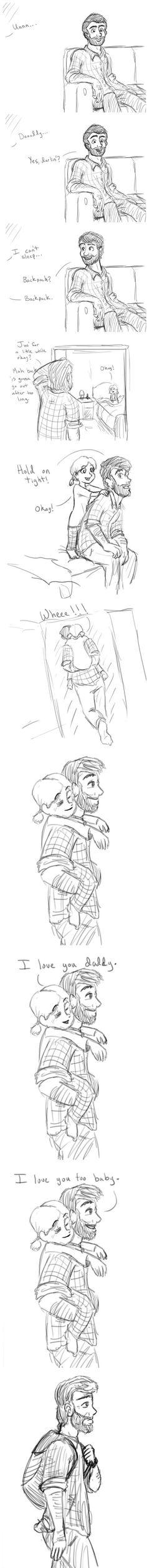 The Last of Us: Joel's Backpack :(