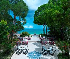 Sandy Lane, the iconic Barbados retreat, lures a well-heeled Euro/British set, but it also holds a place in plenty of hearts stateside.