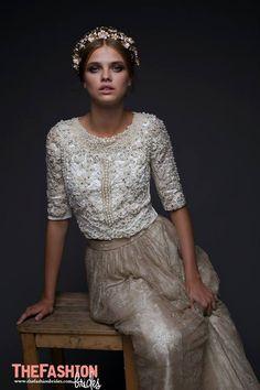 Chana Marelus novia vestidos primavera 2016