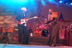 Warid Telecom - Kampala International Jazz Festival