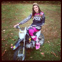 Chick from nitro circus