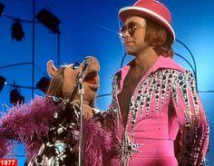 Elton and Piggy