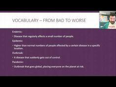 Immunology: 05 Outbreak! - YouTube Nurses, Vocabulary, Student, Feelings, Youtube, Immune System, Reading, Registered Nurses, Being A Nurse