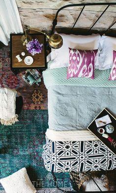 Bedroom prints - how I want my uni bedroom to look.