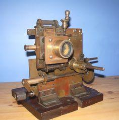 Haydon & Urry (Eragraph) 35mm projector oorspronkelijk uit 1897 ~ Cinegraphica