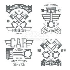 Find Car Engine Piston Emblems Grey Print stock images in HD and millions of other royalty-free stock photos, illustrations and vectors in the Shutterstock collection. Motor Tattoo, Pistons Logo, Engine Pistons, Free Vector Images, Vector Free, Engine Tattoo, Dessin Old School, Car Tattoos, Tatoos