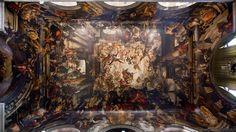 Iglesia de San Pantaleón, Venecia, Italia