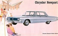 1965 Chrysler Newport ad