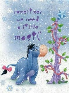 Winnie The Pooh Quotes Joker Quotes In Urdu Eeyore Quotes, Winnie The Pooh Quotes, Disney Winnie The Pooh, Tigger Disney, Winnie The Pooh Christmas, Disney Christmas, Christmas Tree, Christmas Quotes, Christmas Pictures
