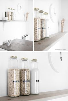 Kitchen Storage Furniture Diy Ikea Hacks For 2019 Ikea Kitchen Storage, Ikea Hack Storage, Storage Ideas, Food Storage, Art Storage, Photo Storage, Storage Design, Small Storage, Storage Containers