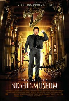 Monday Matinee Madness! Join us at the St. Pete Beach Library on Monday, June 17th @ 10:30 AM for Night at the Museum!