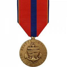 The Naval Reserve Meritorious Service Medal (NRMS) is a decoration presented by the United States Armed Forces to recognize enlisted members (officers are not eligible) of the Reserve or National Guard who have completed three years of honorable service. Medals awarded before 1997 required four years of service. Subsequent awards are denoted by Service Stars worn on the award medal. After 10 years of service, both officers and enlisted members are eligible for the Armed Forces Reserve Medal.