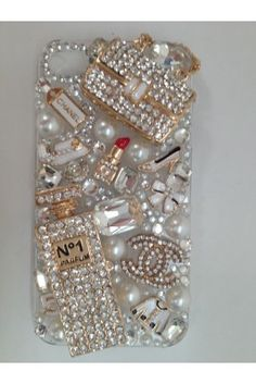 Blinged Iphone 5 case