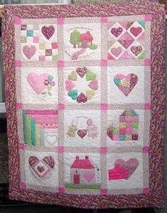 Yahoo! Image Search Results for heart design quilts