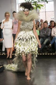 "Bloemstylist Sarah is ""Hollands beste Bloemstylist"" 2014"