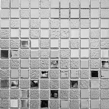 Znalezione obrazy dla zapytania srebrne płytki ścienne
