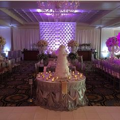 Renee Merfert of Elegante Productions and TopThatTable #michigan weddings #weddingdecor #topthattable #flowers #orchids #peonies #TopThatTable