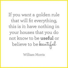 The interior design golden rule #lifetstyle  Auckland City Apartment Specialists www.rwcityapartments.co.nz