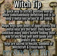 WITCHY TIP…. POSTED BY, PHYNXRIZNG