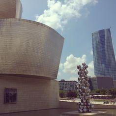 Museo Guggenheim à Bilbao, País Vasco