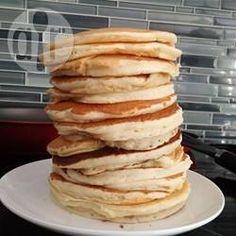 Best buttermilk pancakes @ allrecipes.co.uk