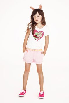 Tommy Hilfiger Collaborates on Kids Collection With Miss Piggy!