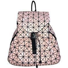 ab2d68ce51a0 Wholesale Fashion Rhombus Pattern Hasp Backpack. laalfashion · Chic Boutique  Bags