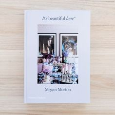 Ever wondered how to deck your halls boho, outsmart cockroaches, or just how to max out? Stylist and author @megan_morton has these answers and more in her latest book, 'It's Beautiful Here*'. Four years in the making, this compendium of houses passionately celebrates storied homes as the settings for moments of everyday paradise, and offers tidbits of advice from a bunch of legends. Pic @ameliastanwix, with portrait by @offoliver - Link to story in profile 👆.