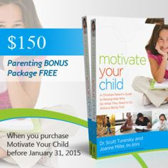 Motivate Your Child shows you the difference between internal and external motivation and gives you the tools you need to teach your children how to navigate life. Internal Motivation, Doctor For Kids, Classical Education, Christian Kids, Parenting Books, Parenting 101, Do What Is Right, Book Launch, Parent Resources