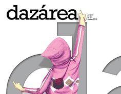 "Check out new work on my @Behance portfolio: ""Revista Dazárea"" http://on.be.net/1BMUhDW"