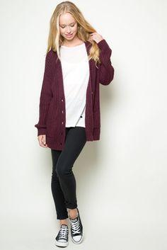 Brandy ♥ Melville   Laura Cardigan - Clothing