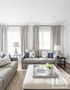 Family Room Design Ideas For the Home Pinterest Modern family