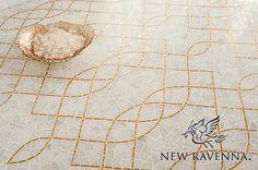 Gorgeous mosaic tiles from New Ravenna. Tiles We Love at Design Connection, Inc. | Kansas City Interior Design http://www.designconnectioninc.com/design-blog/