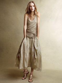 Donna Karan Casual Luxe Spring Summer 2011 Collection (14)