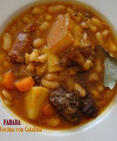 Ingredientes: 400 gr de fabes 1/2 cucharadita de azafrán 2 chorizos asturianos 2 morcillas asturianas 100 gr de lacón 100 gr de ...