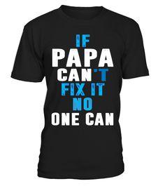 PAPA T-shirt and Hoodie