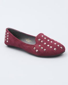 Studded Loafers :)