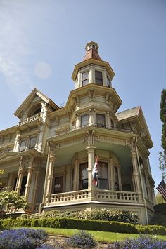 Flavel House Astoria Oregon, lived in Astoria for 9 years Love the area so much
