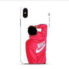 Kendrick Lamar Nike iPhone X 3D Case