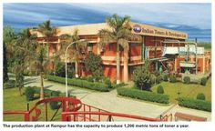 Our Production Plant at Rampur, U.P, India